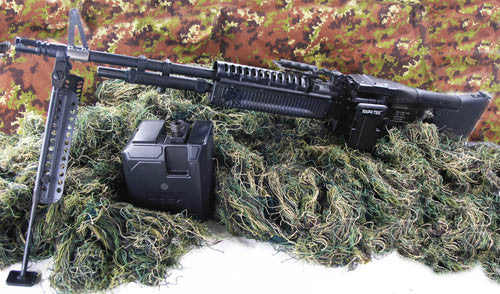 T68 M60 Paintball Machine Gun