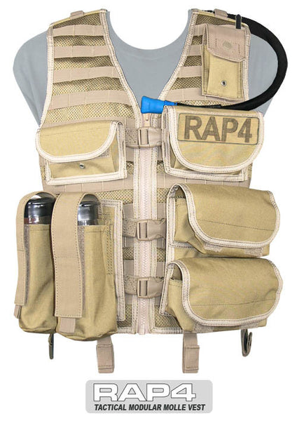 RAP4 MOLLE Vests - Perfect for Tactical Officers and First Responders!