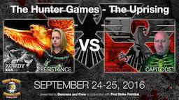 The Hunter Games (2016 September 24 to 26)