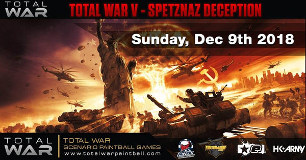 Total War V - Spetznaz Deception (2018 Dec 9)