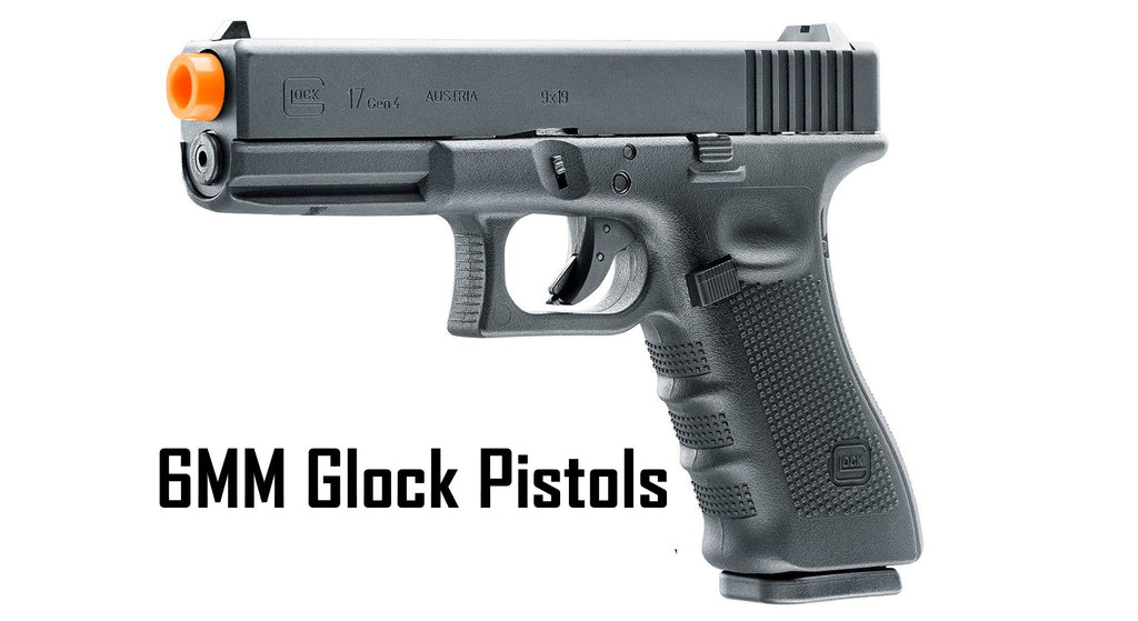 Glock 6mm Pistols Now Available