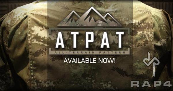 ATPAT - All Terrain Pattern