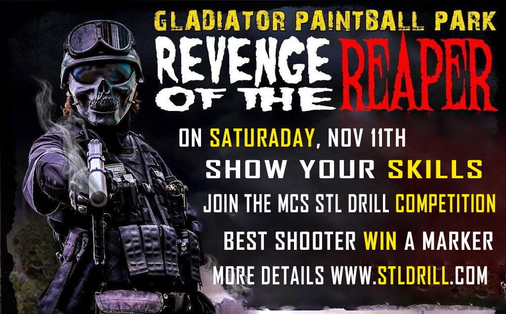 Reapers Revenge STL Drill Competition