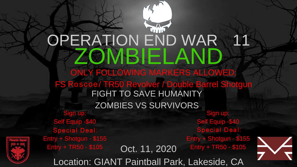 Operation End War 11( October 11th, 2020)