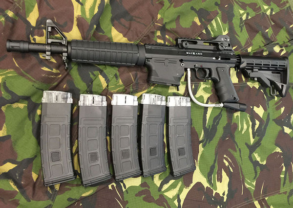 Tacamo Blizzard M4 Carbine With 5x Mags (limited production)