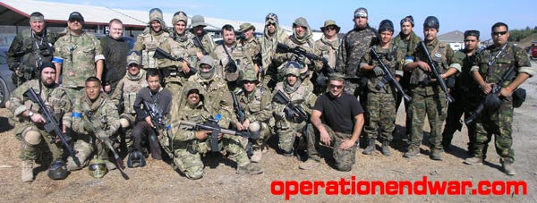 Operation End War: Game On This Weekend (Oct 1-2)