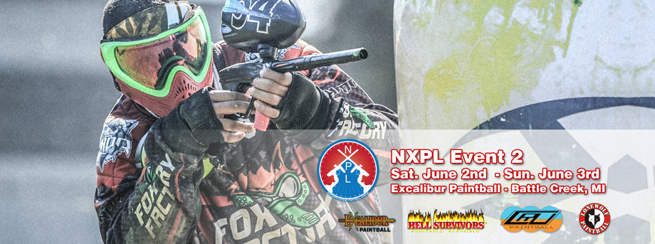 LONE WOLF PAINTBALL (2018 JUNE 2 )