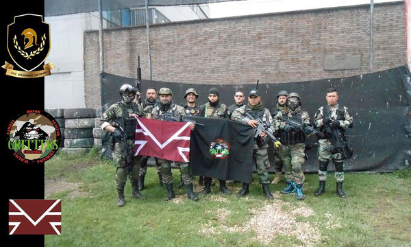 Club Deportivo Critters Tactical Paintball  (Colombia)