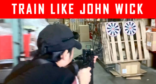 VIDEO: Train Like John Wick, Beat COVID19