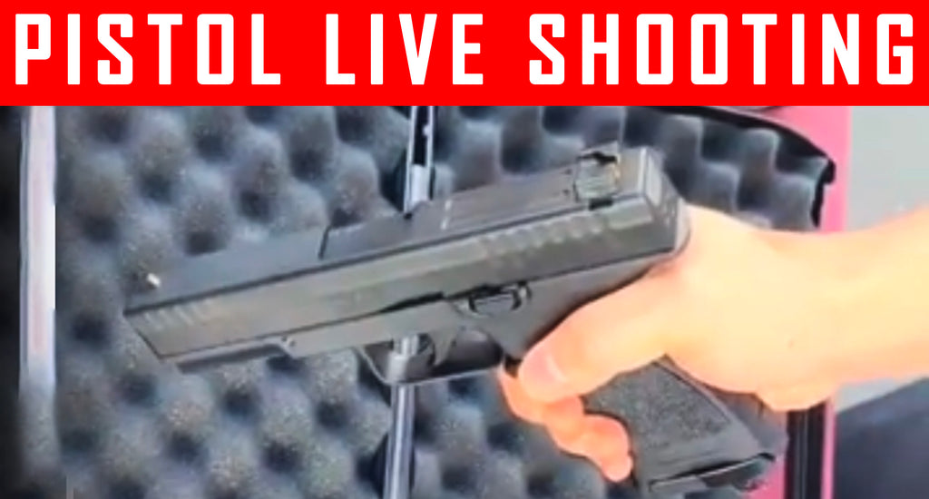 MCS Live: Walther PPQ, Smith & Wesson and TPM1 pistol shooting