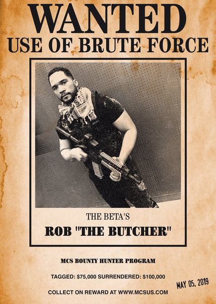 "SOLDIERS OF HAVOC ADVANCED WARFARE: ROB ""THE BUTCHER"""