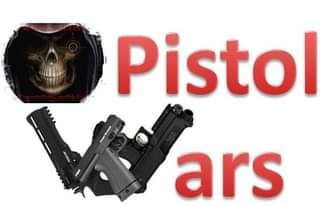 PISTOL WARS (AUGUST 22nd, 2020)