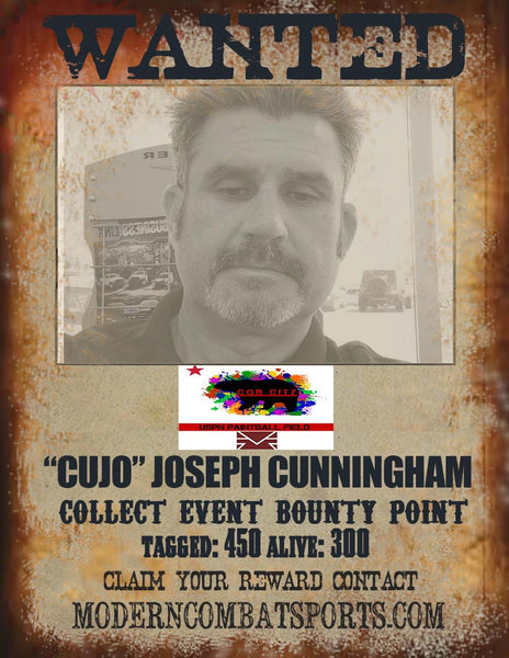 CQB CITY 4/18 WANTED:Joseph Cunningham
