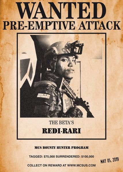 SOLDIERS OF HAVOC ADVANCED WARFARE: REDI-RARI