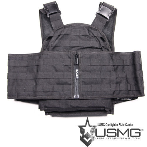 VIDEO: NEW USMG Gunfighter Plate Carrier