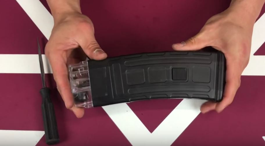 VIDEO: Helix Magazine  Information - Comparison and Quick Tear Down