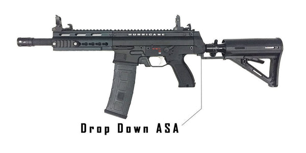 Drop Down ASA Now Available