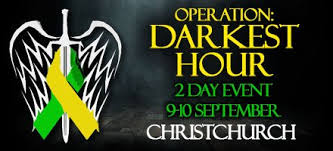 Operation Darkest Hour NZ