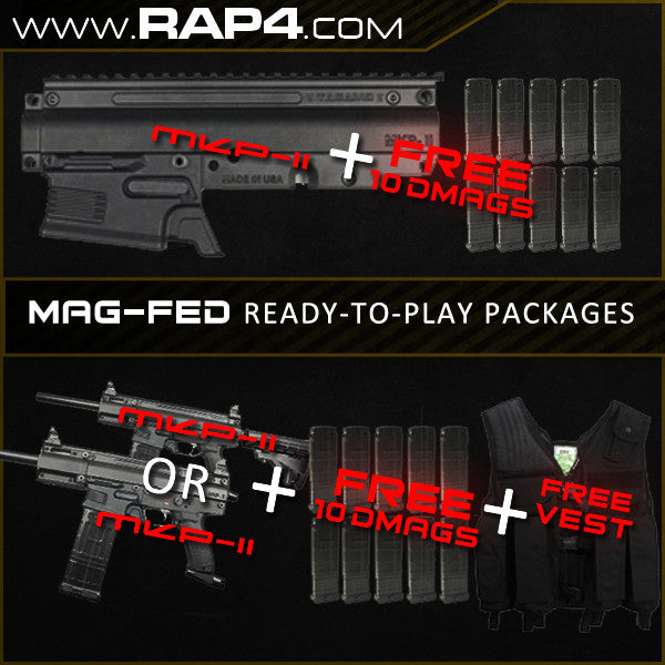 FREE Dmag Magazines and FREE Vest Packages