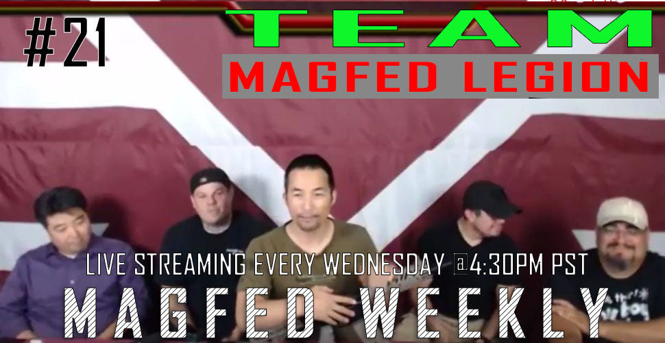 MFW: Team MagFed Legion