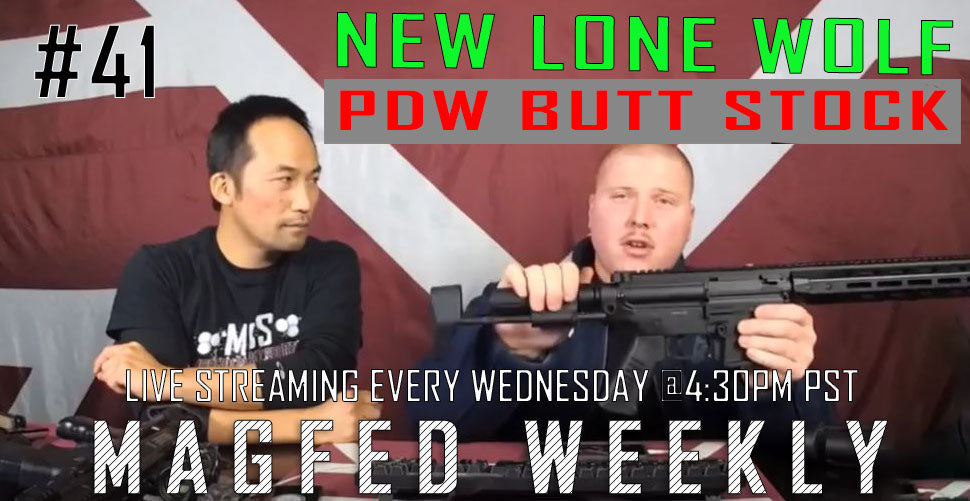 MFW: New Lone Wolf PDW Stock!