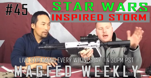 MFW SHOW: 31 Guns In 31 days - Star Wars Paintball Gun