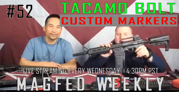 MFW:  Magpul MOE Inspired Series Paintball Gun