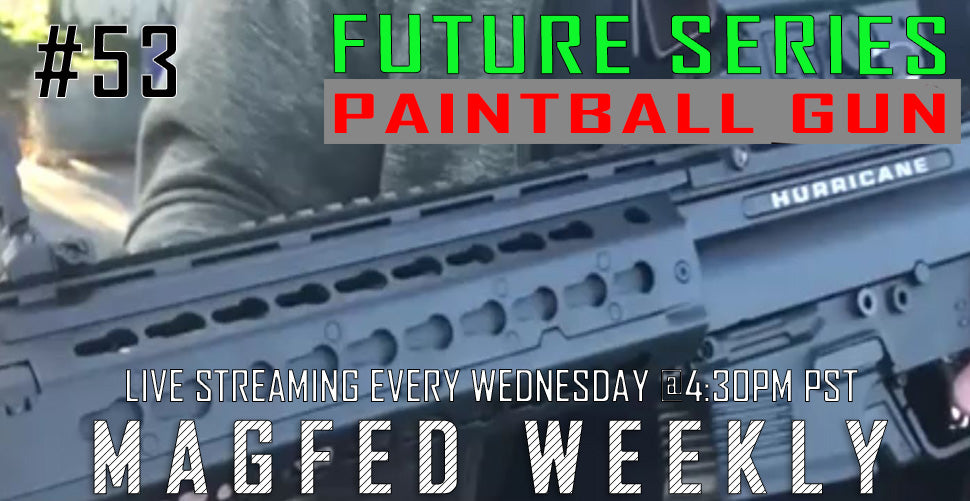 MFW: Future Series Paintball Gun