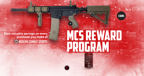 MCS Reward Program