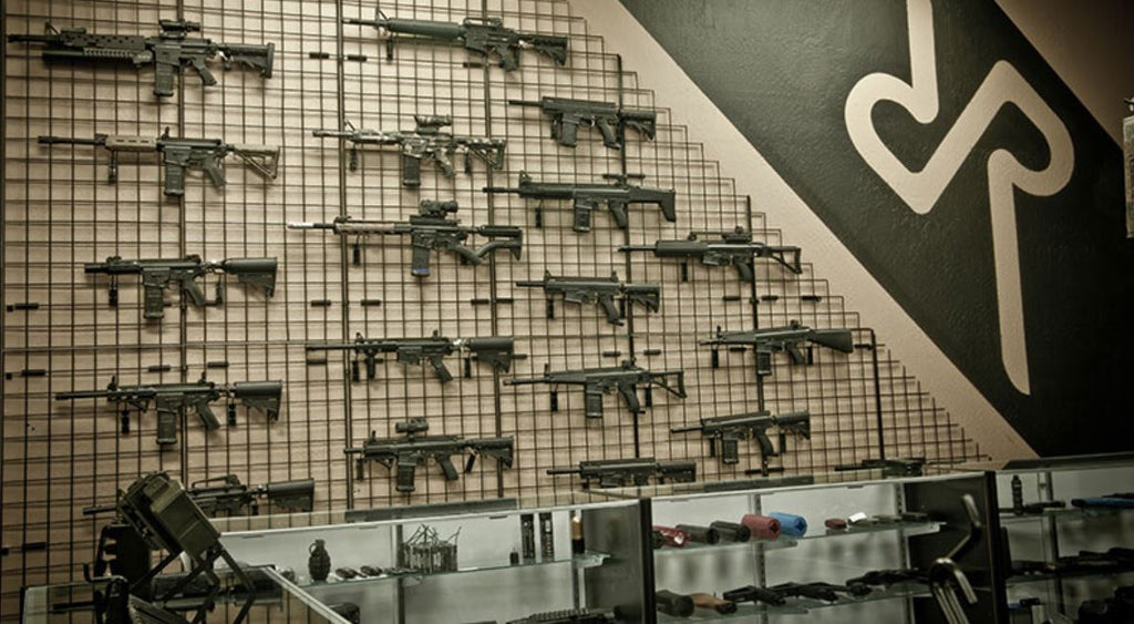 VIDEO:Video Tour The Biggest MagFed Paintball Store In World