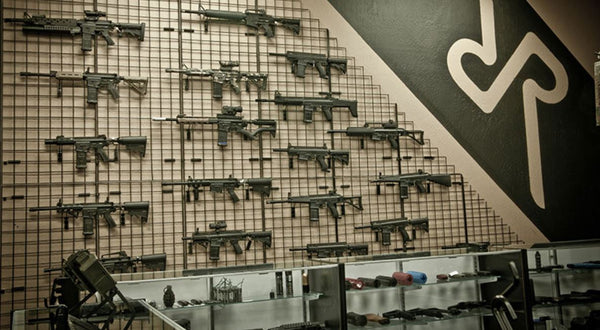 Video Tour The Biggest MagFed Paintball Store In World