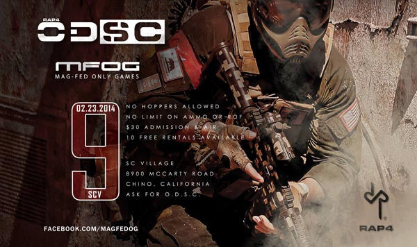 Magfed Only Games 2014