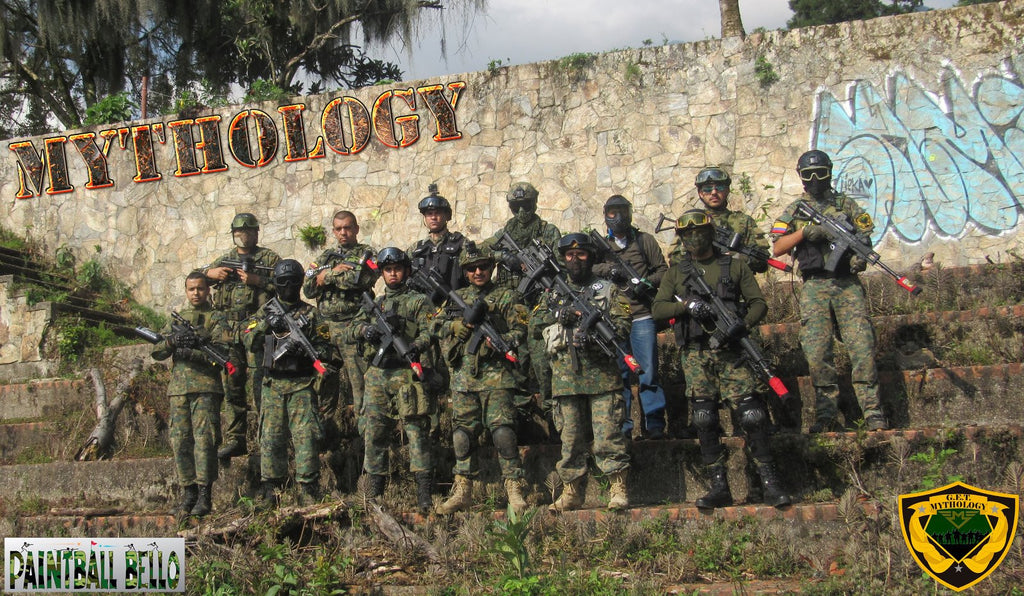 Mythology Milsim (Colombia)