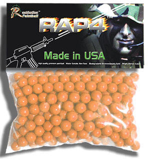 NEW .43 Caliber Paintballs with AG1 formula
