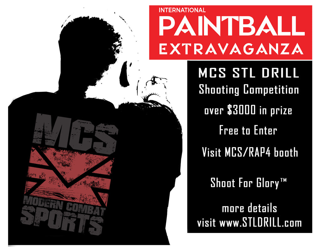 Over $3000 In Prizes at Paintball  Extravaganza 2018 STL Drill Competition