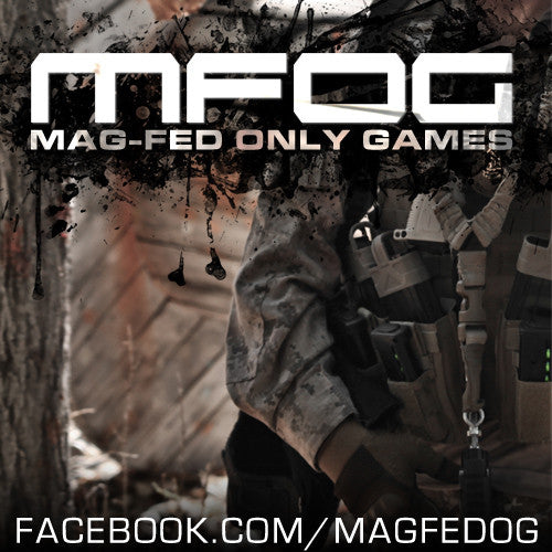 Magfed Only Games 2013