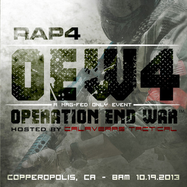 Operation Endwar 4: Tactical Challenge