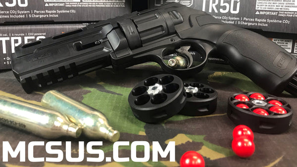 .50 Paintball Pistol Revolver Now Available!