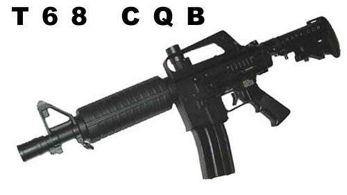 Mind-blowing Real Life Experience With The Highly Acclaimed T68 CQB Paintball
