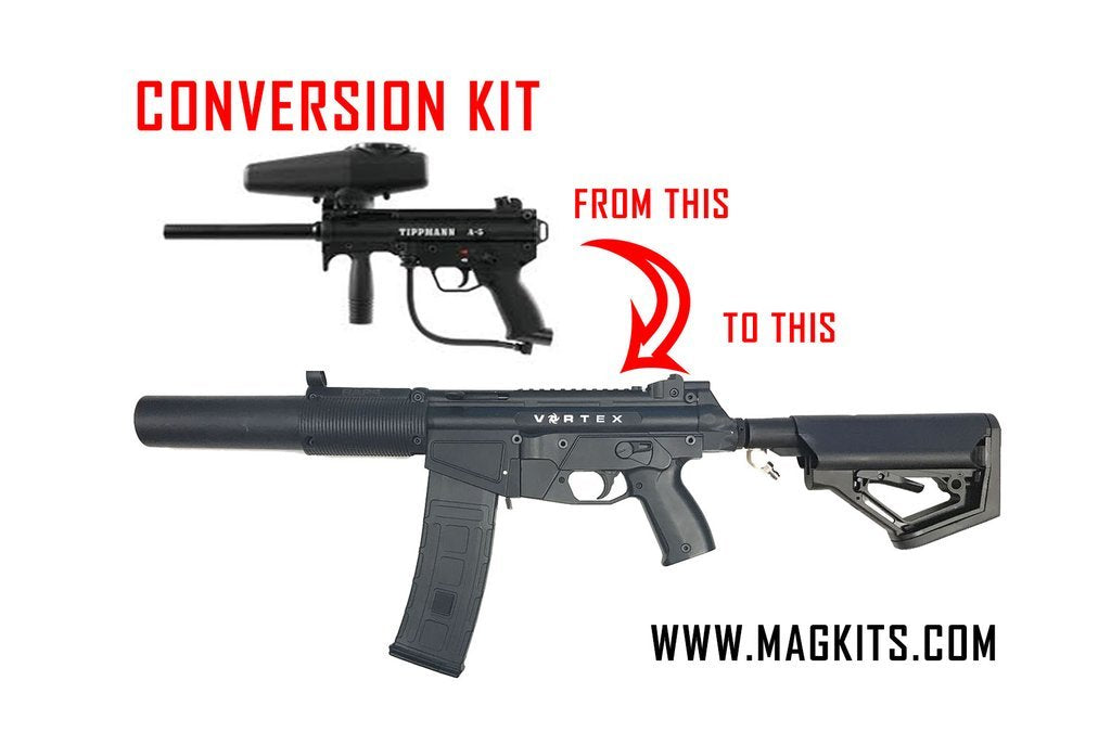 MagFed Conversion Kit Guide
