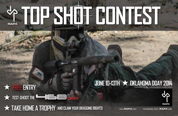 Top Shot Competition