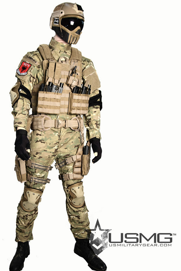 NEW USMG MAC5 Assault Armor