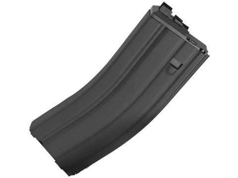 "WE Spare Mag for ""OPEN BOLT"" WE M4 / SCAR / ASC / PDW Series Airsoft Gas Blowback Rifles (CO2 / Black)"