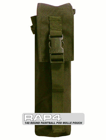 OLIVE DRAB MOLLE  Single Pod Pouch