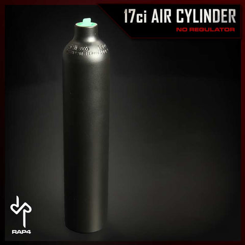 17ci Compressed Air Tank/Cylinder (No Regulator)