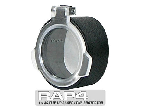 1x46 Flip Up Scope Lens Cover\Protector