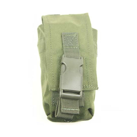 OLIVE DRAB MOLLE Small Multi-Use Utility Pouch