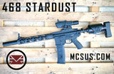 "Unique ARs CNC Machined ""Star"" Handguard"