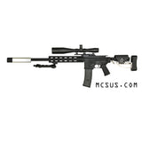 468 PTR Cyborg Bolt Action DMR Sniper Paintball Gun