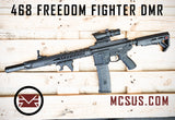 "Unique ARs CNC Machined ""Freedom"" Handguard"